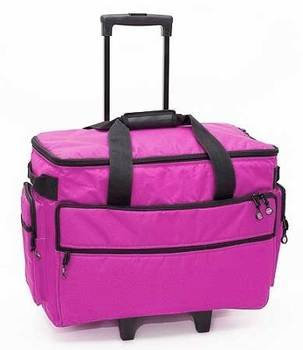 BlueFig TB19 Sewing Machine Trolley (Pink)