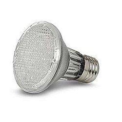 A Par20 Led Spotlight Bulb Lamp 36 Leds Pure White, Equivalence To 25W Par 20 Halogen Lamp