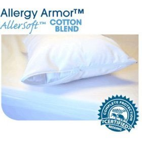 Allergy ArmorTM AllerSoftTM Allergy Relief Comforter Cover - TwinAllergy ArmorTM AllerSoftTM Allergy Relief Comforter Cover - Twin