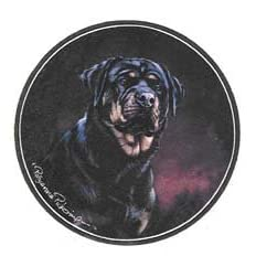 Rottweiler Coasters