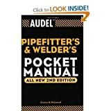 img - for Audel Pipefitter's and Welder's Pocket Manual 2nd (second) edition book / textbook / text book