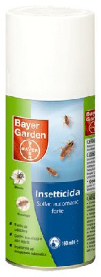 Bayer - Solfac spray automatic forte 150 ml