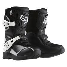 FOX RACING COMP 5 KIDS TODDLER PEEWEE MX BOOTS UK SIZE 9