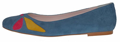 Paul & Joe Sister Ines, Ballerine donna Blu multicolore, Blu (multicolore), 38