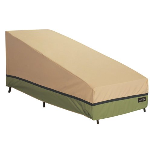 Sure Fit Chaise Lounge Cover, Taupe