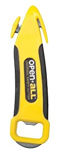 Diamond Resource 10142 Open All Universal Safety Cutter