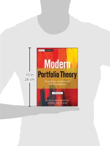 the modern portfolio theory Modern portfolio theory asset allocation, diversification, and rebalancing are all part of a sound investment strategy built upon the time-tested economic concepts of modern portfolio theory using these financial concepts gives you an easy-to-follow investment plan tailored to your needs.