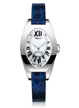 Chopard Classique Femme 18K white gold case Ladies Watch