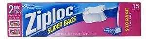 15CT GAL Slide Stor Bag
