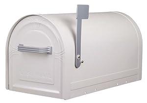 USMailbox Wyngate, abschließbar, Stahl, weiß  US Mailbox  BaumarktKundenberichte und weitere Informationen