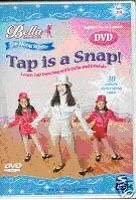 Bella Dancerella  Tap is a Snap