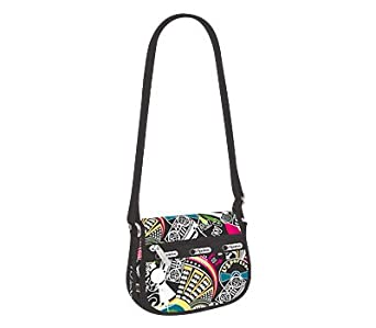 LeSportsac BoomBox Sofia Mini Handbag w/ Adjustable Strap