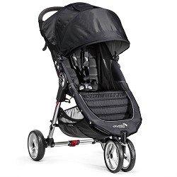 Baby Jogger City Mini Single Stroller, Black Gray by BaJogger