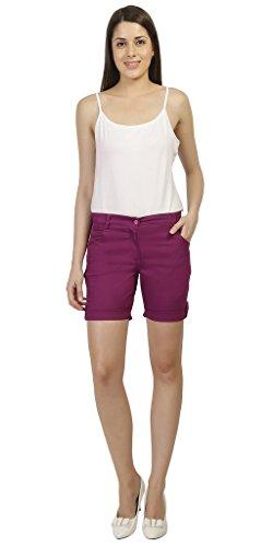 Ashdan Women Trendy Shorts