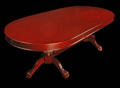 New Rockwell Premium Graded Casino Quality Poker Table W/ Oval Dining Top Solid Wood Design