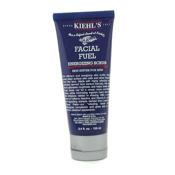 Cheapest Quality Men's Skin Product By Kiehl's Facial Fuel Energizing Scrub 100ml/3.4oz from Kiehls - Free Shipping Available