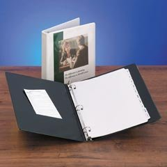 Avery Showcase Reference View Binder, 1-1/2