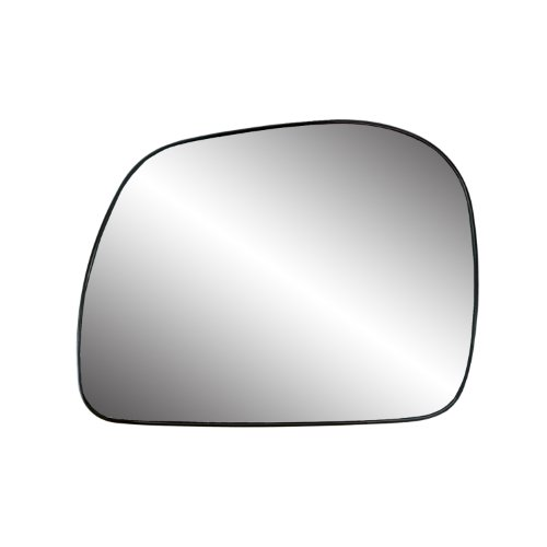 fit-system-88191-ford-left-side-manual-power-paddle-type-replacement-mirror-glass-with-backing-plate