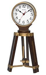 Traditional Table Top Mantel Chime Clock