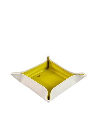 Nava Design Svuotatasche Saffiano [Perla/Azzurro]