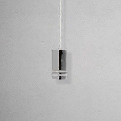 (695C) Miller Slimline Square Small Light Pull - Chrome
