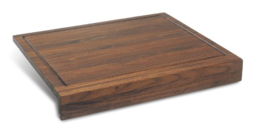 ... cutting board walnut details of blanco 440152 countertop cutting board