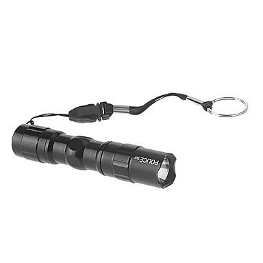 Mch-Single-Mode Mini Led Flashlight (1Xaa, Black)