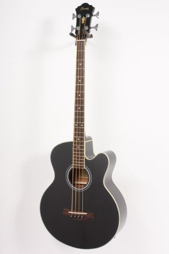 Ibanez AEB5E Acoustic-Electric Bass Black 886830620850