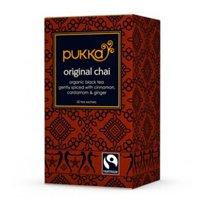 Pukka Herbal Teas Organic Herbal Chai Tea