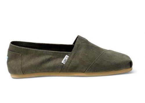 TOMS Women's Classics Shoe Earthwise Vegan Shoe