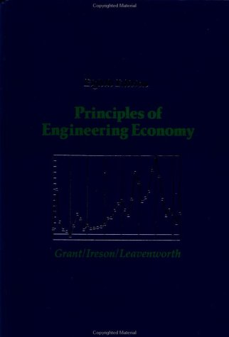 Principles of Engineering Economy, 8th Edition