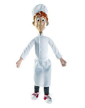 Buy Low Price Mattel Disney Pixar Ratatouille Movie Toy Plush Talking Figure Linguini (B000RLBLWI)