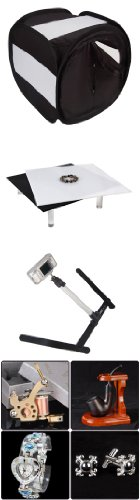 """16"""" Professional Photo Box Soft Light Tent For Jewelry"""