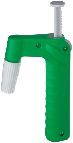 Bel-Art 379020010 Scienceware Economy Pipette Pump III Pipettor, Pipette Up To 10ml, Green