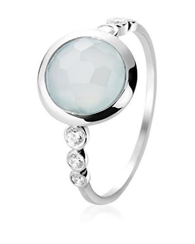DI GIORGIO PARIS Ring Mr26Ca rhodiniertes Silber 925