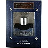 McGRAW SILVER Eau de Toilette Spray by Tim McGraw - .5 fl. oz. / 15ml