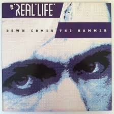 Real Life - Down Comes The Hammer [lp Vinyl] - Zortam Music