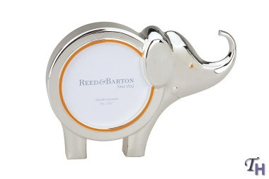 Reed & Barton Elephant Picture Frame