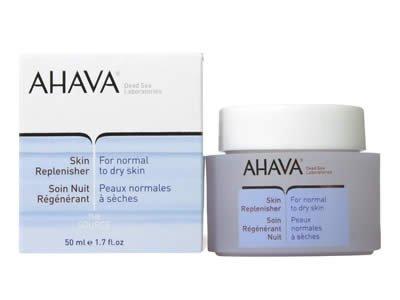 AHAVA Skin Replenisher For Normal to Dry Skin 1.7 fl oz (50 ml)