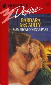 Man From Cougar Pass (Silhouette Desire), Barbara McCauley
