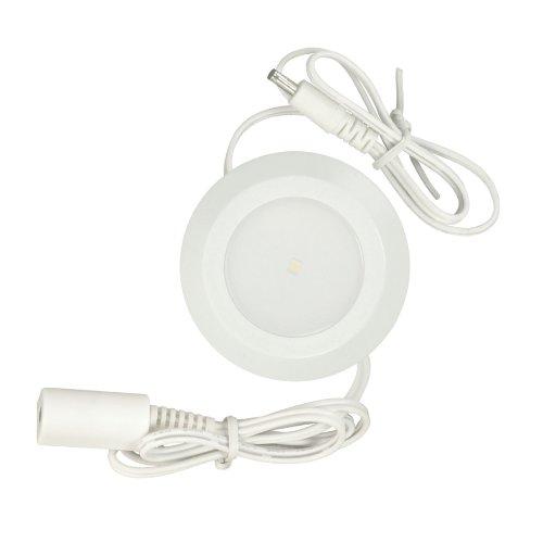 Utilitech Pro Plug-In Cabinet Led Puck Light Kit
