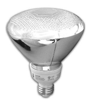 Tcp 1p381635k 16 Watt Br38 Outdoor Compact Fluorescent Flood Light Bulb 3500k
