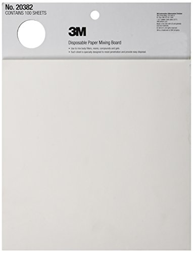 Marson 20382 Large Paper Mixing Board, Pack of 1