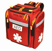 MobileAid EMS Medical Responder AED Backpack (Empty) (31484)