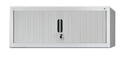 CP Rehausse pour armoire à rideaux - h x l x p 450 x 1000 x 420 mm gris clair - Armoire Armoire pour bureau Armoire à rideaux Armoires Armoires pour bureau Armoires à rideaux Rehausse pour armoire Rehausses pour armoires Armoire de bu