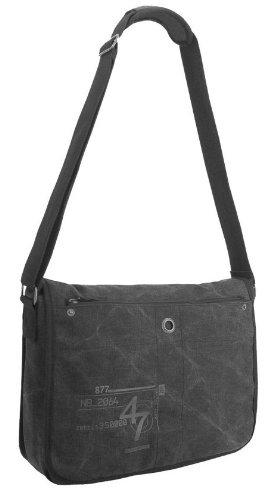 EyeCatchBags - Heavy Duty Cross Body Messenger Shoulder Bag