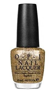 OPI Nail Lacquer, Bring on the Bling, 0.5-Fluid Ounce