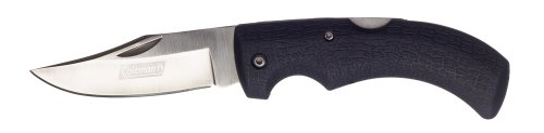 Coleman Rubber Handle Lockback Knife (Large)