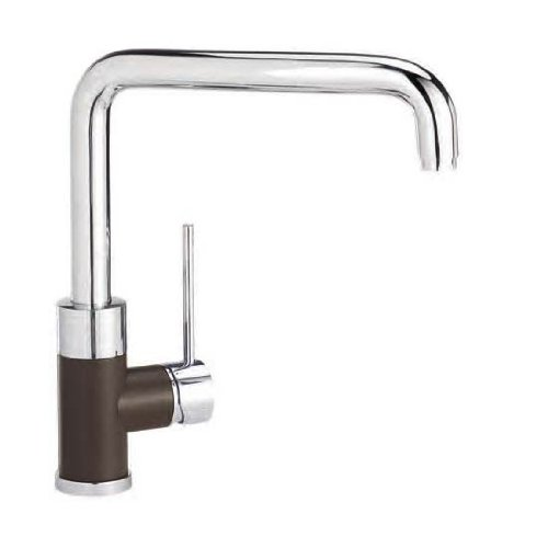 Blanco 441203 - Purus I Kitchen Faucet W/Out Side Spray - Café Brown Mix Finish