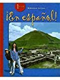 ?En espa?ol!: Pupil Edition Hardcover Level 1 2004 (Spanish Edition)
